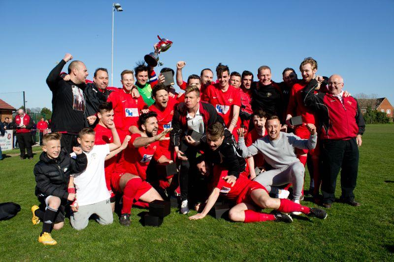 Kent Invicta League Champions 2014-15